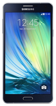 Samsung A700H Galaxy A7 Duos Black