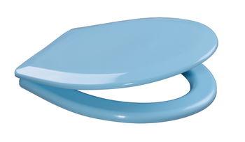 купить Сиденье д/я WC универс. голубое, регулировка по длине (410-440мм) ОРИО  ОРИО К-02 в Кишинёве