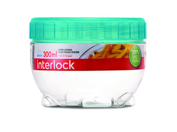 Емкость пищевая Interlock 0.3l, D9.5cm
