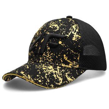 купить Кепка HJL21-JCAM006 BOY-S CAP YELLOW one size в Кишинёве