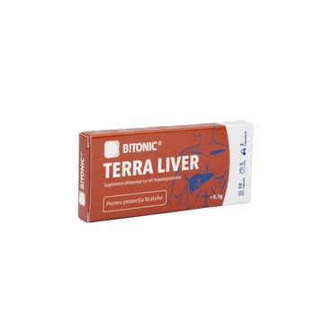 cumpără Bitonic Terra Liver caps. N10 în Chișinău