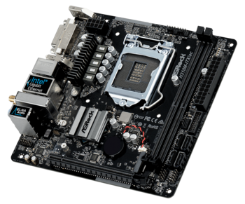 "купить ""MB ASRock H310M-ITX/AC mini-ITX //  CPU Supports 9th and 8th Gen Intel® Core™ Processors"" в Кишинёве"