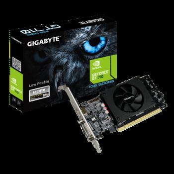 купить Gigabyte GT710 1GB GDDR5 Low Profile в Кишинёве