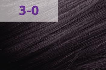 Vopsea p/u păr, ACME jNowa Siena CS, 90 мл., 3/0 - Maro închis