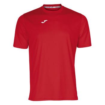 Футболка JOMA -  T-SHIRT COMBI RED