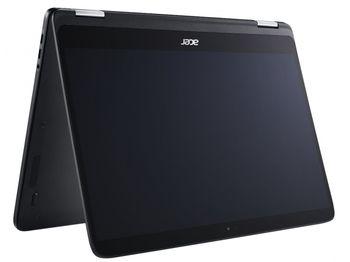 "купить ACER Spin 7 Shale Black (NX.GKPEU.002) 2-in-1 Tablet PC 360°, 14.0"" TOUCH FullHD (Intel® Core™ i7-7Y75 1.30-3.60GHz (Kaby Lake), 8Gb DDR3 RAM, 256Gb SSD, Intel® HD Graphics 615, WiFi-AC/BT4.0, 4cell, HD webcam, RUS, W10HE64, 1.6kg, 10.98mm) в Кишинёве"
