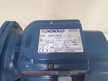 cumpără Hydroafresh PEDROLLO JDWm1AX/30-4-24CL 0.75kW 25m în Chișinău