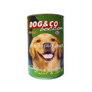 cumpără Dog & Co rață cu un iepure 1250 gr în Chișinău