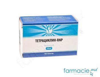 cumpără Tetraciclina RNP comp. 250mg N10x10 în Chișinău