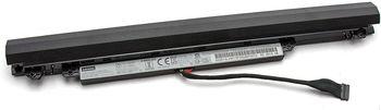 Battery Lenovo IdeaPad 110-14AST 110-14IBR 110-15ACL 110-15AST 110-15IBR 110-15ACL Series 110 Touch-15ACL Series 5B10L04166 5B10L04167 5B10L04215 L15S3A02 L15C3A03 L15L3A03 L15S3A02 10.8V 2200mAh Black Original
