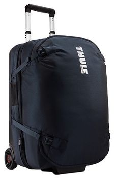 {u'ru': u'Travel Bag - THULE Subterra Rolling Split Duffel, Mineral, 800D Nylon, Dimensions 36 x 37 x 55 cm, Weight 3.45 kg, Volume 56L, Innovative 3-in-1 solution allows you to pack either one large checked piece of luggage or two smaller carry-ons', u'ro': u'Travel Bag - THULE Subterra Rolling Split Duffel, Mineral, 800D Nylon, Dimensions 36 x 37 x 55 cm, Weight 3.45 kg, Volume 56L, Innovative 3-in-1 solution allows you to pack either one large checked piece of luggage or two smaller carry-ons'}