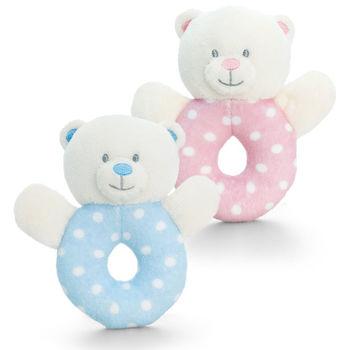 Baby Bear Медвежонок-кольцо 12 см, код 42928