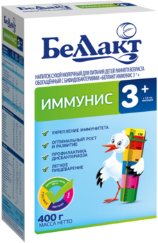 cumpără Bellact formulă de lapte Immunice 3+, 10-36 luni, 400 g în Chișinău