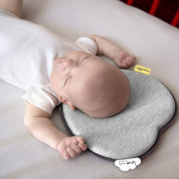 купить Подушка анатомическая для малыша Babymoov Lovenest Original Rose в Кишинёве