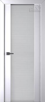 купить Дверь SAANA 202 эмаль белый остекленная в Кишинёве