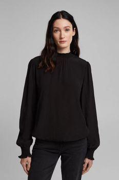 Блуза ESPRIT Чёрный