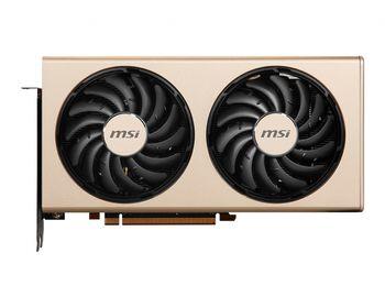 MSI Radeon RX 5700 XT EVOKE 8G OC /  8GB GDDR6 256Bit 1945/14000Mhz, RDNA, SP: 2560Units(40CU), 1x HDMI, 3x DisplayPort, Dual fan - Evoke Thermal design (Zero Frozr/Airflow Control Technology), Cooper Baseplate,TORX FAN 3.0, Solid BackPlate, Retail