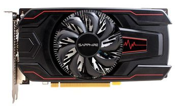 Sapphire PULSE Radeon RX 560 2GB DDR5 128Bit 1226/6000Mhz, DVI, HDMI, DisplayPort, Single Fan,  Lite Retail