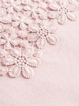 Трикотаж ORSAY Бледно розовый 102055