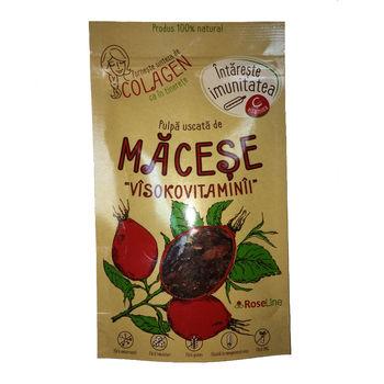 cumpără Produs alimentar uscat Rose Line Pulpa de Macese Uscata 55 gr, RL00055 în Chișinău