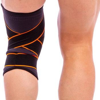 Бандаж для фиксации колена с ремнем M Exceede 719 (3939)