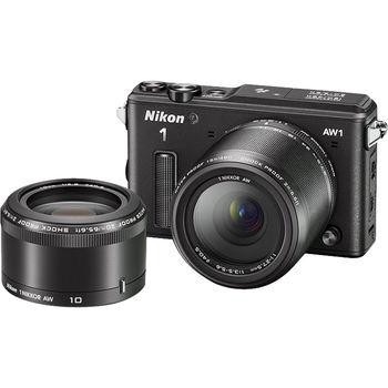 Nikon 1 AW1 Black