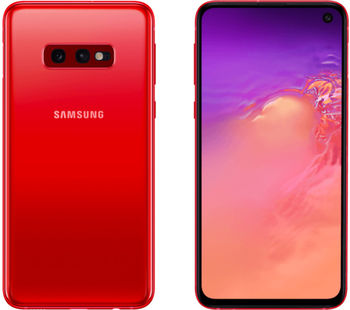 купить Samsung G970FD Galaxy S10e 128GB Duos Red в Кишинёве