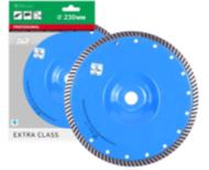 купить Алмазный отрезной диск Distar Turbo 230*2.6*10*22.23/F Extra Power в Кишинёве