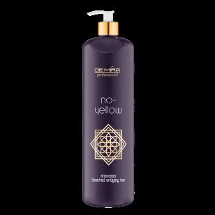 Șampon pentru neutralizarea tonurilor de galben, ACME DeMira No-Yellow, 1000 ml.
