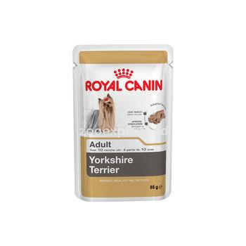 купить Royal Canin  YORKSHIRE TERRIER ADULT 85 gr в Кишинёве