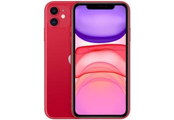купить Apple iPhone 11 64Gb Duos, Red в Кишинёве