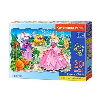 cumpără Castorland Puzzle maxi, 20 buc. în Chișinău