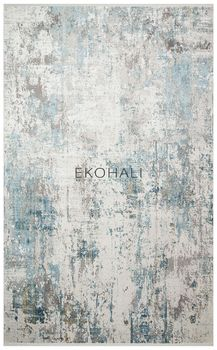Ковёр ручной работы E-H FRESCO FS 02 BEIGE BLUE