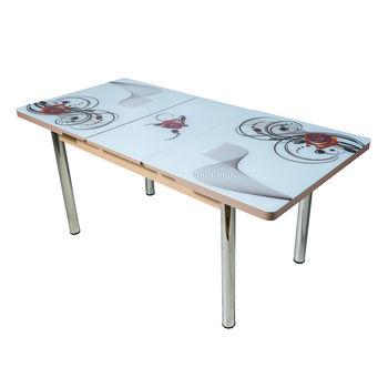 Раздвижной стол Kelebek II 644