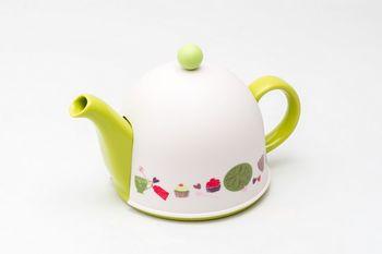 Чайник заварочный GIPFEL GP-3843 (керамический)