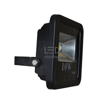 купить Светодиодный прожектор SMD 10W black 6000K в Кишинёве