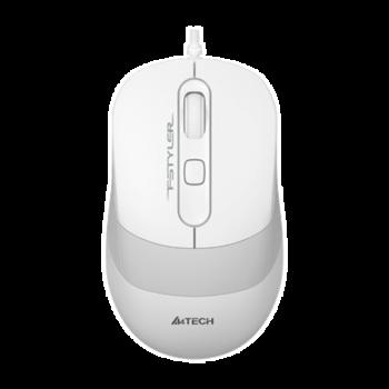 купить Мышь A4Tech FM10 White/Grey в Кишинёве