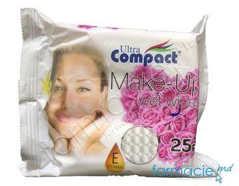 купить Serv. umede ULTRA COMPACT Make-Up Rose N25 fara capac в Кишинёве