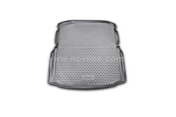 SKODA Octavia, 2013-> сед. Коврик в багажник
