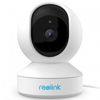 Беспроводная IP камера Reolink E1 Zoom, 5MP, H.264, 2.8-8mm, 3x Optical Zoom, IR12m, Mic & Speaker, MicroSD