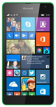 купить Microsoft Lumia 535 Green в Кишинёве
