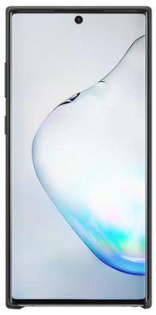 купить Чехол для моб.устройства Samsung Galaxy Note 10 Plus ,EF-PN975 Silicone Cover Black в Кишинёве