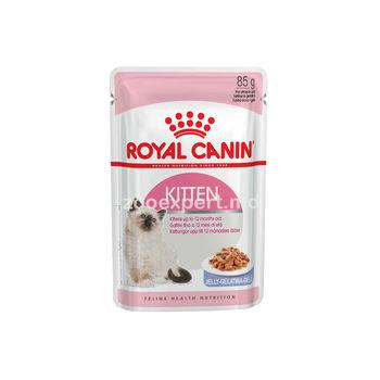 cumpără Royal Canin KITTEN INSTINCTIVE JELLY (jeleu) 85 gr în Chișinău