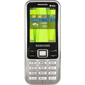 Samsung C3322 Midnight Black 2 SIM (DUOS)