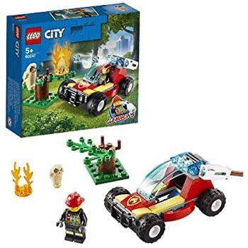 LEGO City Лесные пожарные, арт. 60247