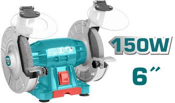 Точильный станок 150mm 150W TBG15015