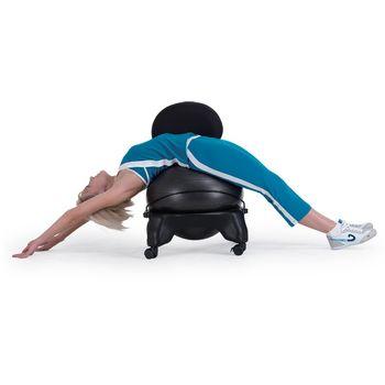 Стул c гимнастическим мячом G-Chair 10970 (3655) inSPORTline