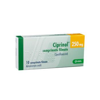 cumpără Ciprinol 250mg comp. N10 în Chișinău