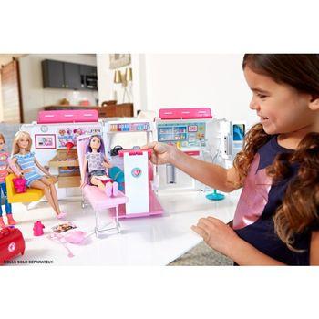 cumpără Barbie Ambulanţă cu sunete şi lumini în Chișinău