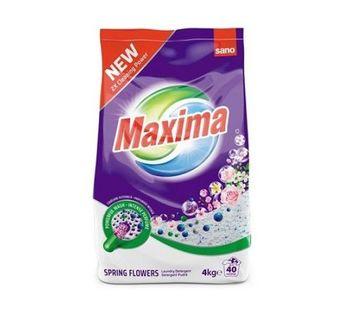 купить Sano Maxima стиральный порошок Fresh Mountain 4кг 991358 в Кишинёве